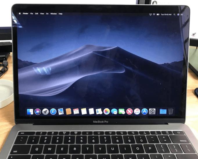 Macbook cài lại như ban đầu