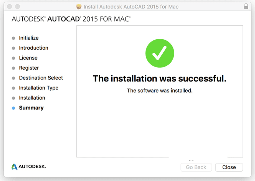 Cài thành công autocad 2007 lên cho mac