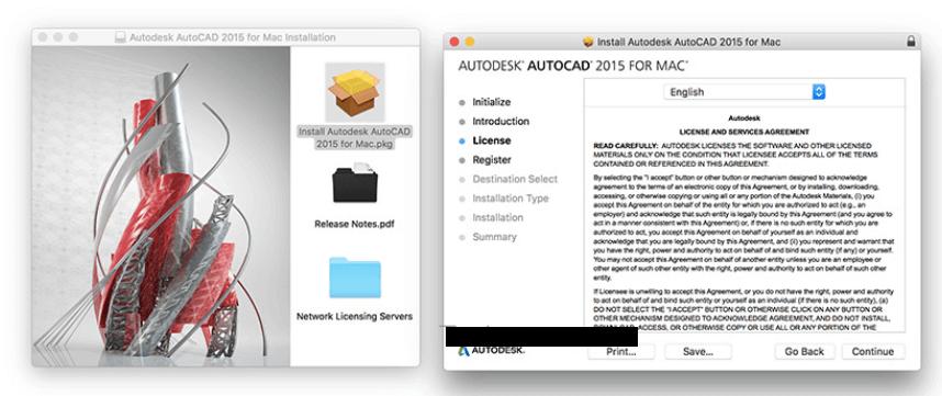 Hướng dẫn cách cài autocad 2007 cho macbook